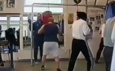 Video Frisia aan de Canadezenlaan in 1999