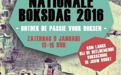 Nationale BOKS dag