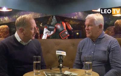 Interview Rudy Koopmans LEO TV